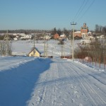 жилой поселок Шараповское с коммуникациями