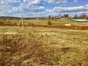 жилой поселок Шараповское Сергиево Посадский район