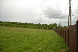 земельные участки в жилом поселке Шараповское