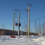 жилой поселок шараповское в сергиево посадском районе установил силовой трансформатор