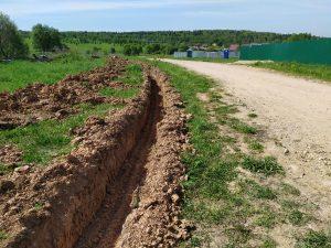 обслуживание дорог вна земельных участках