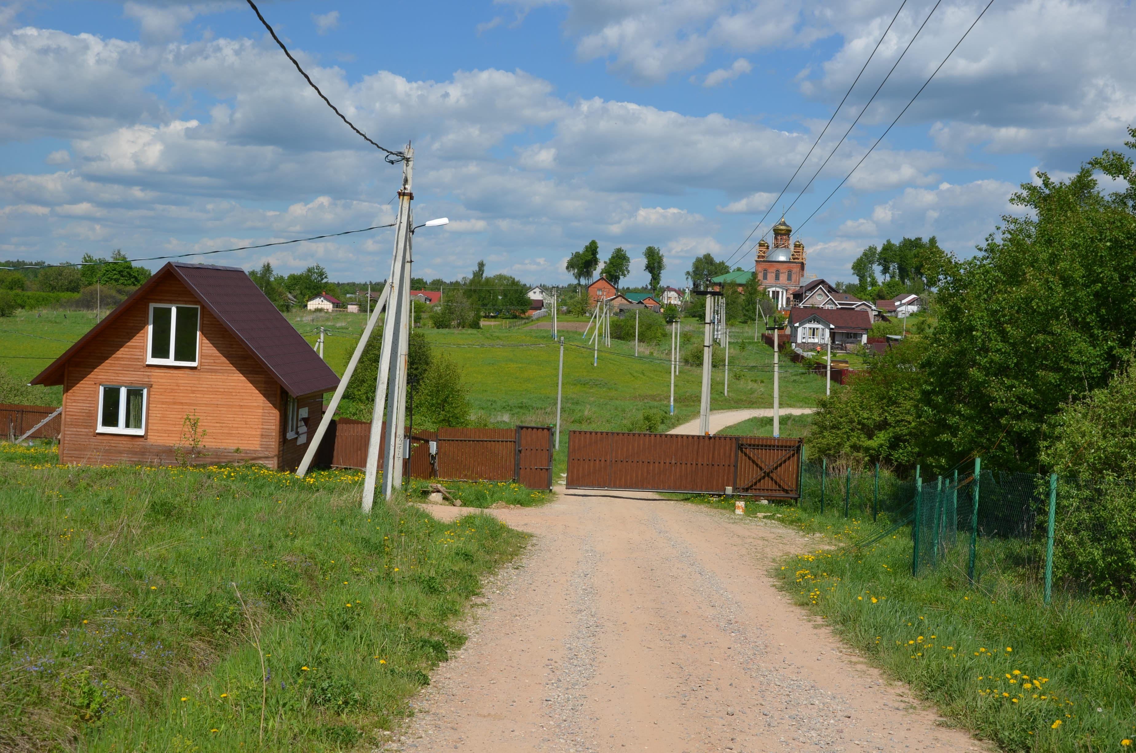 земельные участки в сергиево посадском арйоне